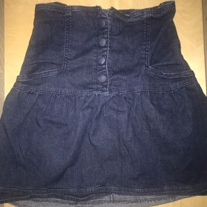 Guess Jeans Denim Skirt